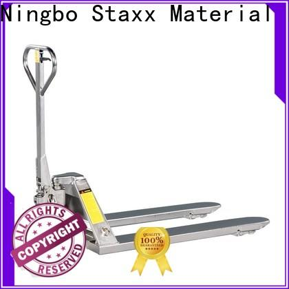 Staxx New pallet jack parts for business for hire