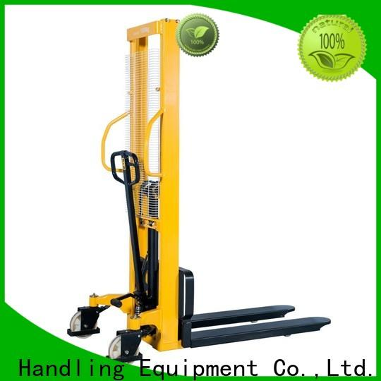 Staxx dyc101520 electric manual forklift manufacturers for stairs