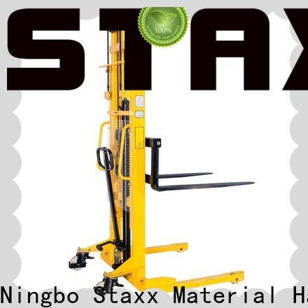 Staxx New full electric stacker Suppliers for hire