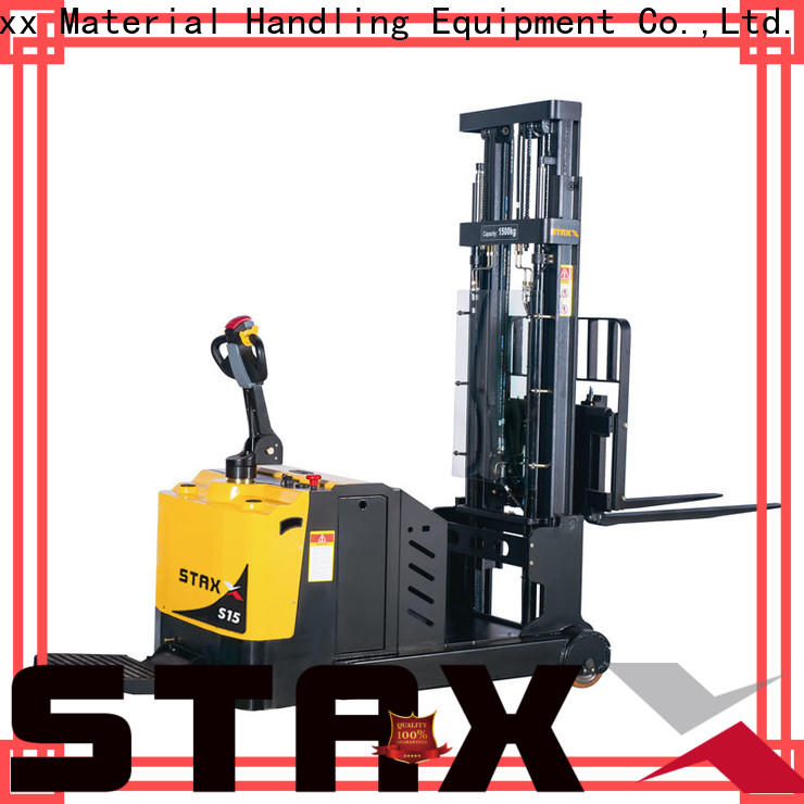 Custom pallet stacker training pws10ss15ssi factory for rent