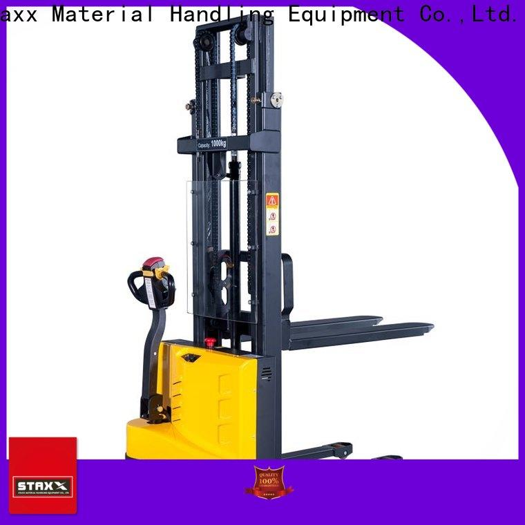 High-quality electric pallet truck stacker ws10s15sei Supply for hire