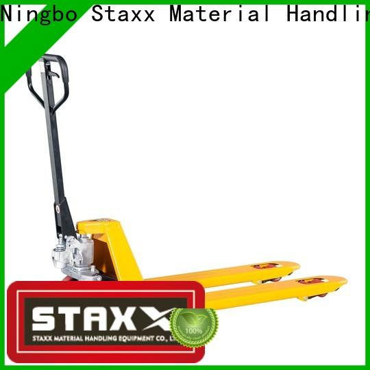 Staxx series motorised pallet jack for business for stairs
