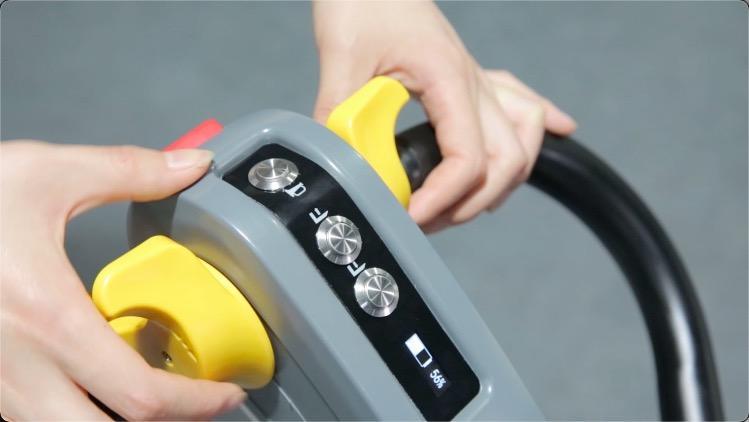 定制的Staxx新锂托盘卡车安全高效率,来自中国的低成本制造商