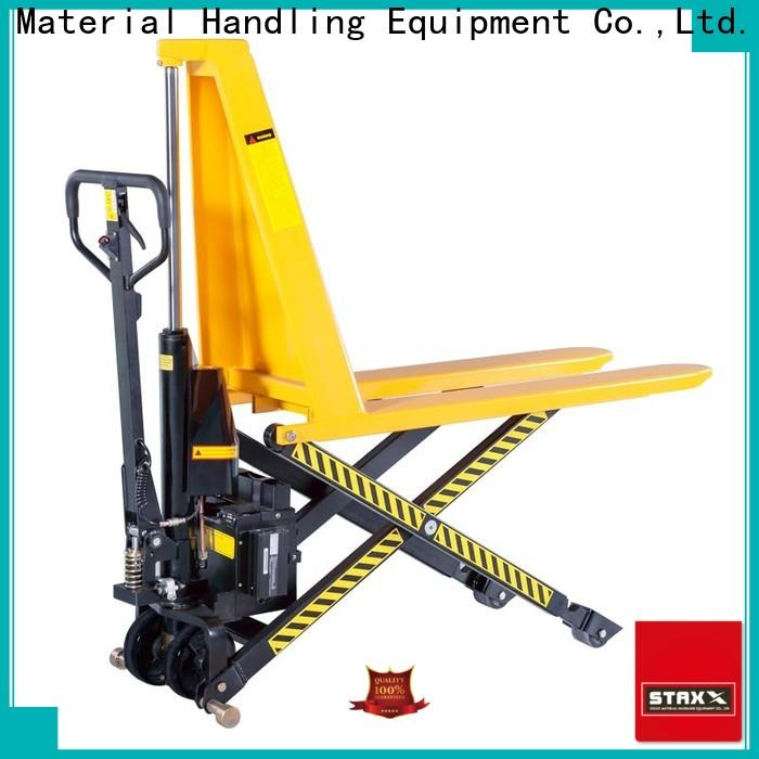 Staxx pwh253035ii liftgate pallet jack for business for stairs