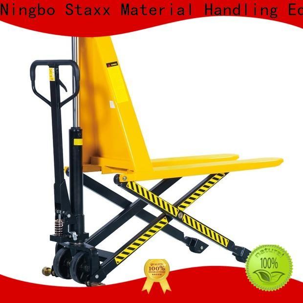 Best hand pallet pump truck profile manufacturers for rent