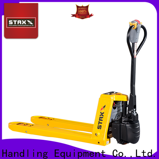 Staxx ppt18h pallet jack forklift company for hire