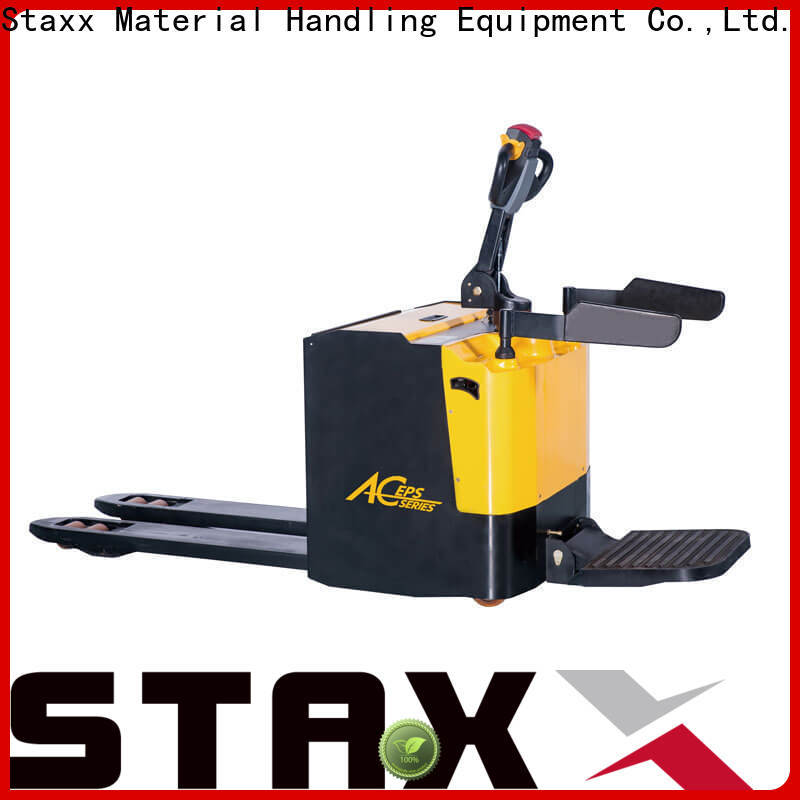 Top 4 pallet truck lithium for business for warehouse