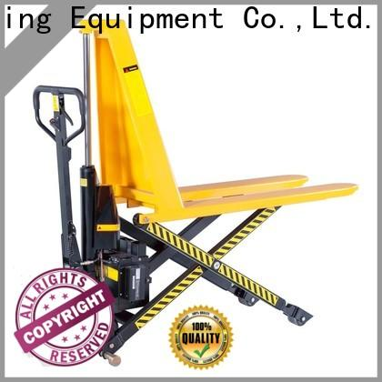 Staxx quick double electric pallet jack company for warehouse