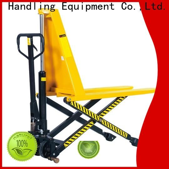 Staxx Top hand pallet truck wheels for business for hire