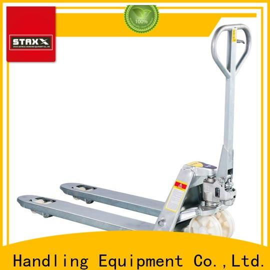 Staxx High-quality mini pallet hand truck company for warehouse
