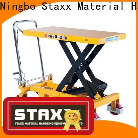 High-quality pneumatic lift table design manual Suppliers for warehouse