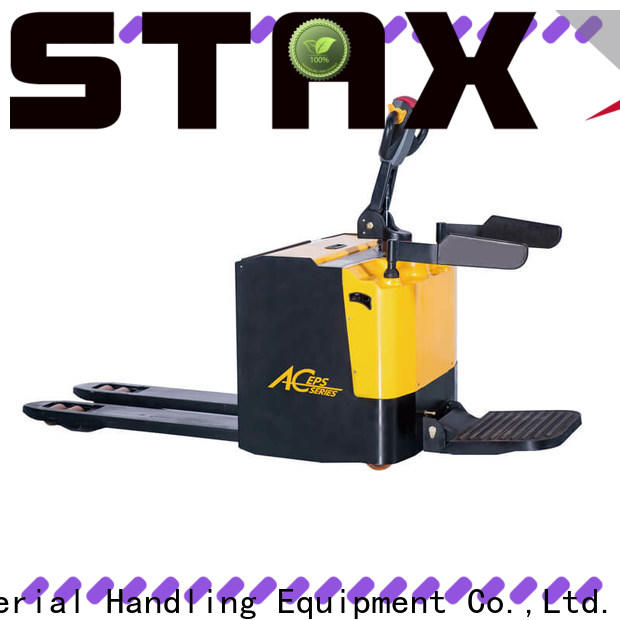 Staxx Wholesale 21 pallet jack manufacturers for warehouse