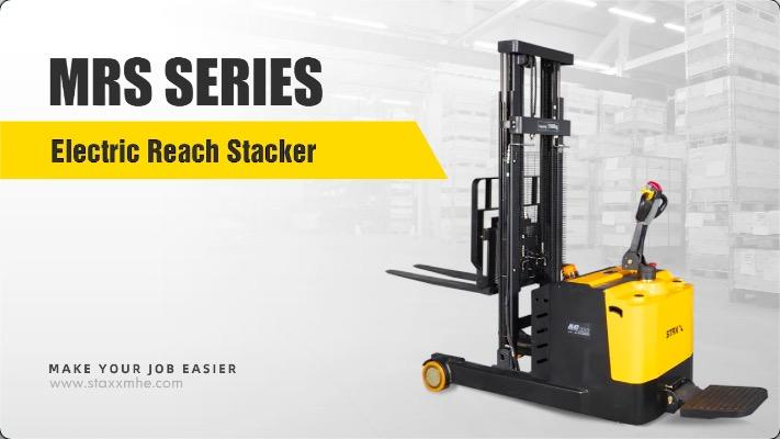 Best Quality MRS SERIES ELECTRIC REACH STACKER Factory