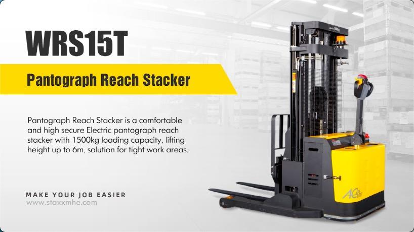 Wholesale pantograph reach stacker with good price - gaming gambling