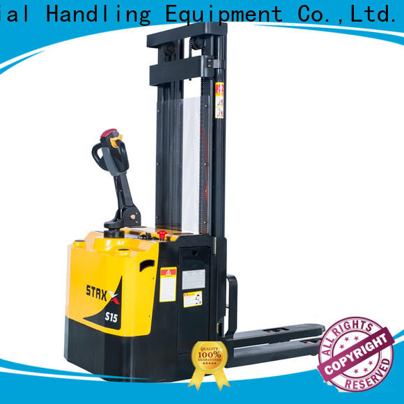 Staxx Wholesale electric forklift for sale company for rent
