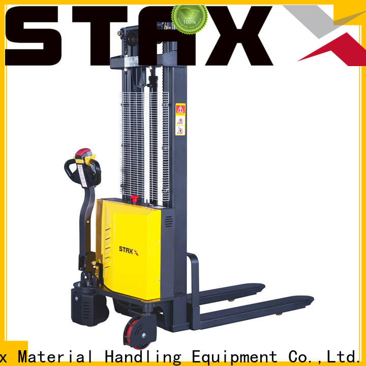 Staxx Best hand stacker forklift company for stairs