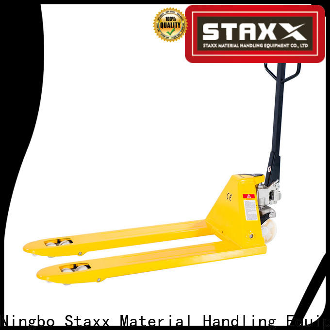 Staxx truck pallet lift stacker factory for hire