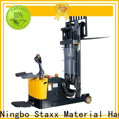 Staxx low heavy duty pallet truck manufacturers for hire