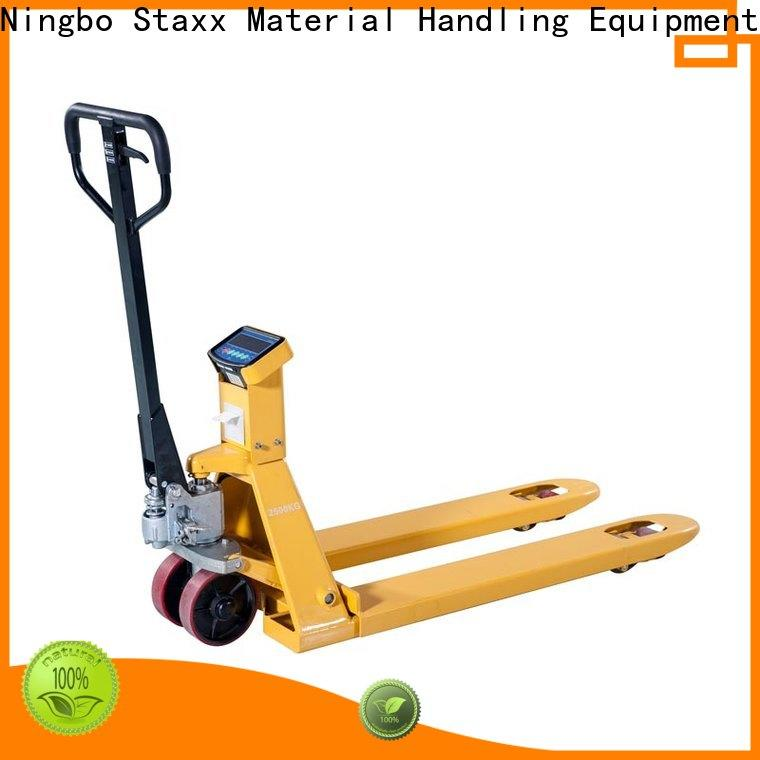 Staxx Pallet Jack High-quality Staxx pallet truck pallet truck mechanism company for stairs