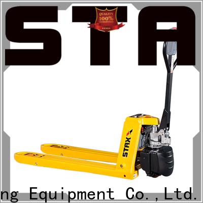 Staxx Pallet Jack High-quality Staxx pallet truck lithium battery pallet truck Suppliers for hire