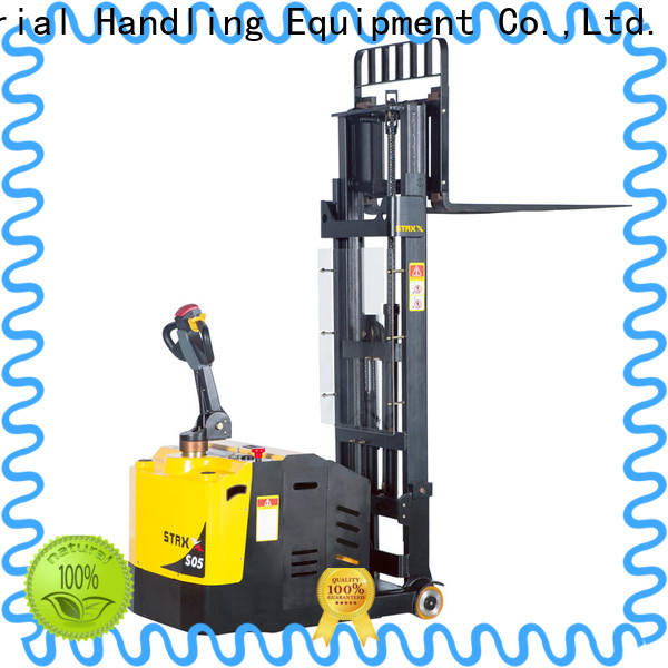 Staxx Pallet Jack low manual hydraulic pallet stacker factory for warehouse