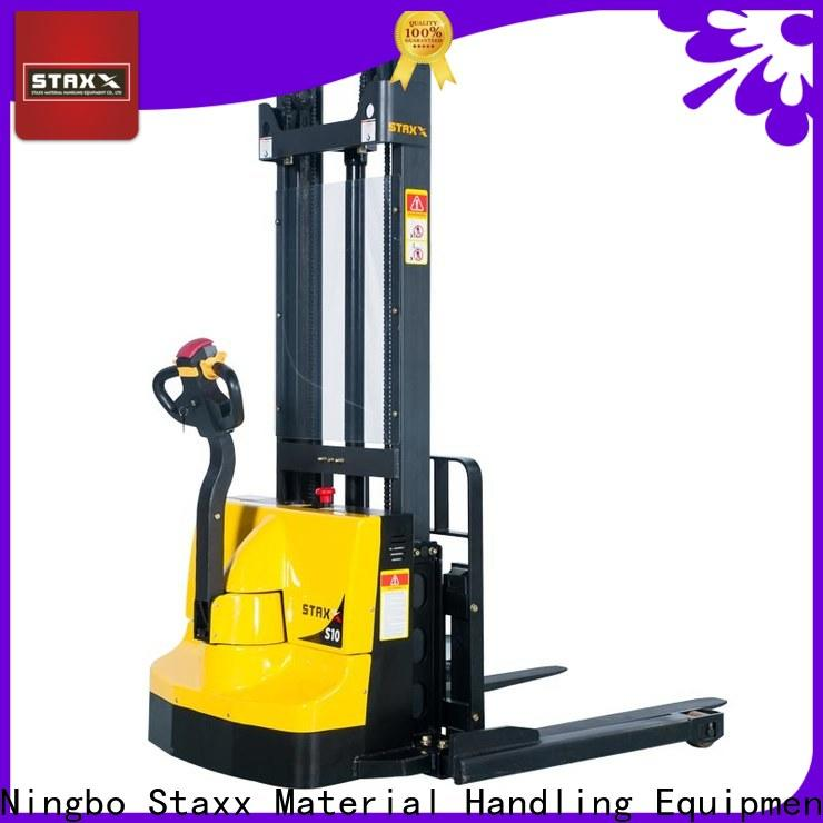 Staxx High-quality Staxx fully electric stacker company for hire