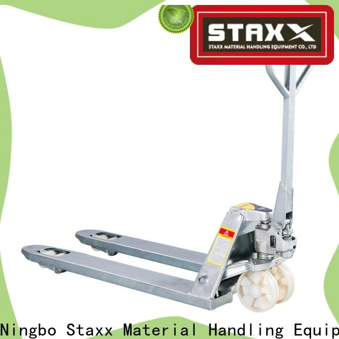 Staxx hpt25g30g electric hand pallet jack Suppliers for rent
