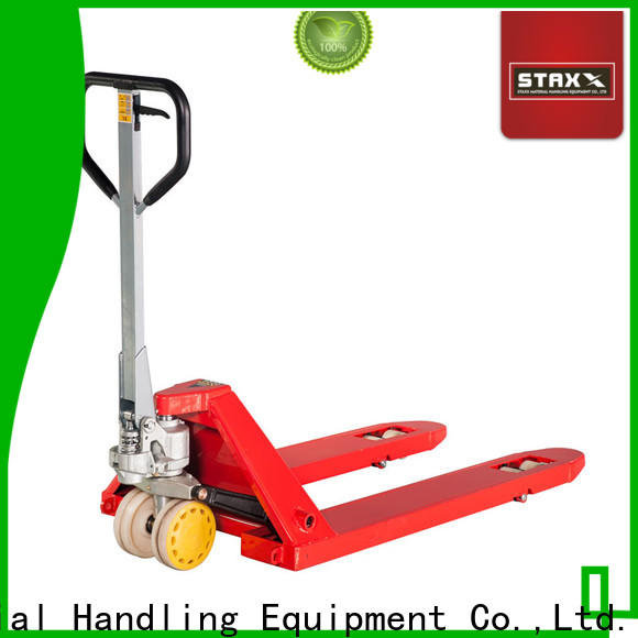 Staxx Pallet Truck low hand operated pallet jack Supply for rent