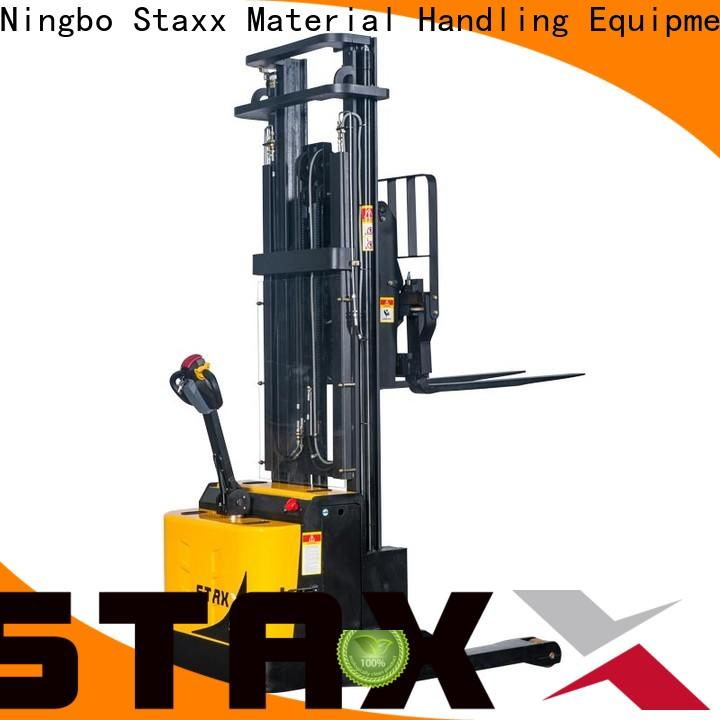 Staxx Pallet Truck ess121520 overhead pallet lifter Supply for hire