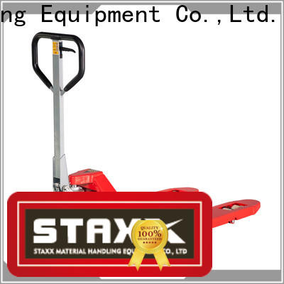 Staxx Pallet Truck stainless pallet truck manufacturer Suppliers for hire